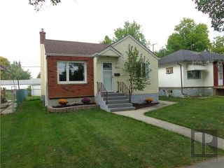 Photo 1: 951 Beach Avenue in Winnipeg: Residential for sale (3B)  : MLS®# 1819790
