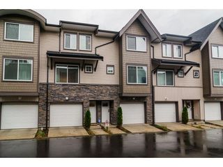 "Photo 1: 18 6895 188 Street in Surrey: Clayton Townhouse for sale in ""BELLA VITA"" (Cloverdale)  : MLS®# R2307005"