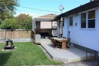 Photo 18: 98 De Bourmont Bay in Winnipeg: Windsor Park Residential for sale (2G)  : MLS®# 1825984