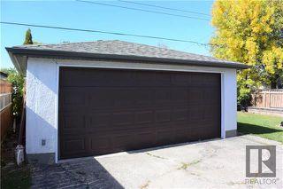 Photo 20: 98 De Bourmont Bay in Winnipeg: Windsor Park Residential for sale (2G)  : MLS®# 1825984