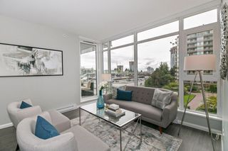"Photo 2: 709 520 COMO LAKE Avenue in Coquitlam: Coquitlam West Condo for sale in ""CROWN"" : MLS®# R2313415"