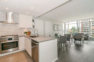 "Photo 7: 709 520 COMO LAKE Avenue in Coquitlam: Coquitlam West Condo for sale in ""CROWN"" : MLS®# R2313415"