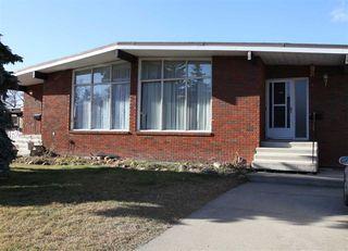 Main Photo: 222 RICHFIELD Road in Edmonton: Zone 29 House Half Duplex for sale : MLS®# E4134324