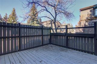 Photo 31: 1317 3240 66 Avenue SW in Calgary: Lakeview Row/Townhouse for sale : MLS®# C4214775