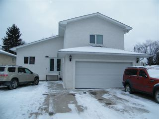 Main Photo: 9526 155 Street in Edmonton: Zone 22 House for sale : MLS®# E4135568