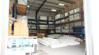 Photo 4: 9239 50 Street NW in Edmonton: Zone 42 Industrial for sale or lease : MLS®# E4136957