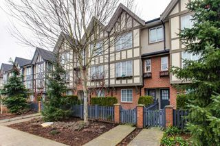 "Main Photo: 109 20875 80 Avenue in Langley: Willoughby Heights Townhouse for sale in ""PEPPERWOOD"" : MLS®# R2329016"