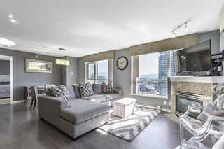 """Photo 2: 2701 2088 MADISON Avenue in Burnaby: Brentwood Park Condo for sale in """"Fresco"""" (Burnaby North)  : MLS®# R2333812"""