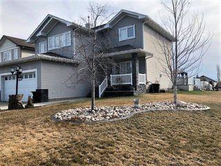 Photo 1: 85 BRIARWOOD Point: Stony Plain House for sale : MLS®# E4146954