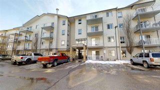 Main Photo: 119 155 Edwards Drive in Edmonton: Zone 53 Condo for sale : MLS®# E4148044