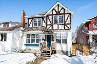 Photo 1: 1221 Wolseley Avenue in Winnipeg: Residential for sale (5B)  : MLS®# 1906399