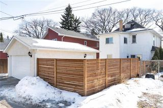 Photo 19: 1221 Wolseley Avenue in Winnipeg: Residential for sale (5B)  : MLS®# 1906399