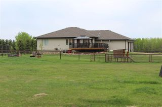 Photo 28: 126 MEADOW Crescent: Rural Sturgeon County House for sale : MLS®# E4151885