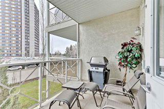 Photo 15: 216 12111 51 Avenue in Edmonton: Zone 15 Condo for sale : MLS®# E4154055