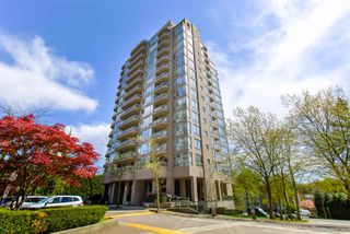 "Photo 18: 1206 9623 MANCHESTER Drive in Burnaby: Cariboo Condo for sale in ""STRATHMORE TOWERS"" (Burnaby North)  : MLS®# R2366486"