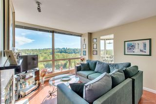 "Photo 8: 1206 9623 MANCHESTER Drive in Burnaby: Cariboo Condo for sale in ""STRATHMORE TOWERS"" (Burnaby North)  : MLS®# R2366486"
