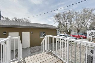 Photo 29: 11429 80 Avenue in Edmonton: Zone 15 House Half Duplex for sale : MLS®# E4156585