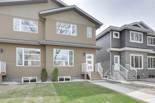 Photo 1: 11429 80 Avenue in Edmonton: Zone 15 House Half Duplex for sale : MLS®# E4156585