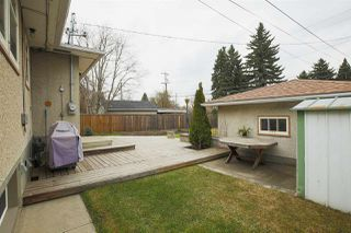 Photo 24: 11309 115 Street in Edmonton: Zone 08 House for sale : MLS®# E4156686