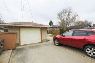 Photo 23: 11309 115 Street in Edmonton: Zone 08 House for sale : MLS®# E4156686