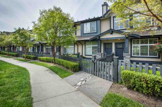 "Main Photo: 24 13819 232 Street in Maple Ridge: Silver Valley Townhouse for sale in ""Brighton"" : MLS®# R2374731"