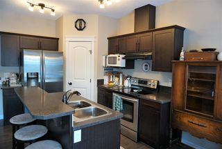 Photo 7: 49 SOUTH CREEK Wynd: Stony Plain House Half Duplex for sale : MLS®# E4160574