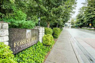 "Photo 20: 45 65 FOXWOOD Drive in Port Moody: Heritage Mountain Townhouse for sale in ""Forest Hill"" : MLS®# R2384266"