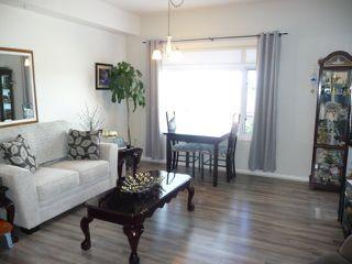 Photo 3: 410 1589 GLASTONBURY Boulevard in Edmonton: Zone 58 Condo for sale : MLS®# E4164133