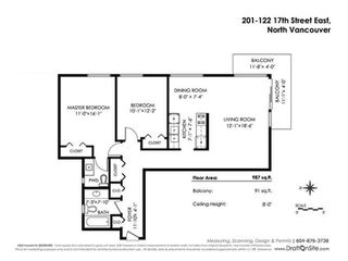 """Photo 20: 201 122 E 17TH Street in North Vancouver: Central Lonsdale Condo for sale in """"IMPERIAL HOUSE"""" : MLS®# R2385723"""