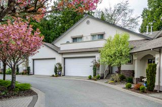 "Photo 1: 11 13911 16 Avenue in Surrey: Sunnyside Park Surrey Townhouse for sale in ""Chancellor's Court"" (South Surrey White Rock)  : MLS®# R2401100"