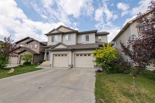 Main Photo: 1970 119A Street in Edmonton: Zone 55 House Half Duplex for sale : MLS®# E4176244