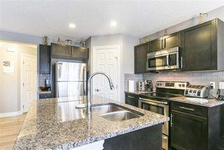 Photo 2: 1306 162 Street SW in Edmonton: Zone 56 House Half Duplex for sale : MLS®# E4183102