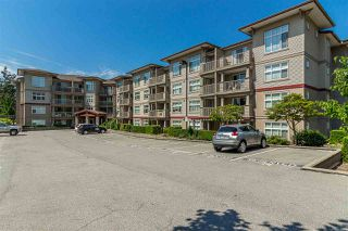 "Photo 1: 105 2515 PARK Drive in Abbotsford: Abbotsford East Condo for sale in ""Viva on Park"" : MLS®# R2435735"