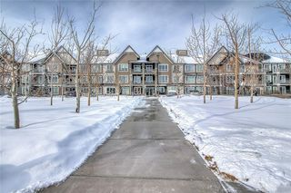 Main Photo: 1303 175 SILVERADO Boulevard SW in Calgary: Silverado Condo for sale : MLS®# C4288335