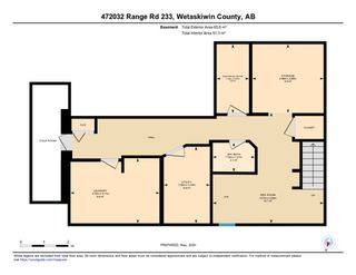 Photo 47: 472032 RR 233: Rural Wetaskiwin County House for sale : MLS®# E4196513