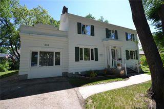 Main Photo: 608 Aulneau Street in Winnipeg: St Boniface Residential for sale (2A)  : MLS®# 202016721