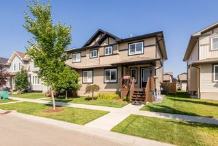 Main Photo: 6 ROSEBERRY Lane: Fort Saskatchewan House Half Duplex for sale : MLS®# E4209866