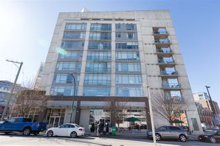 Main Photo: 312 2055 YUKON Street in Vancouver: False Creek Condo for sale (Vancouver West)  : MLS®# R2486614