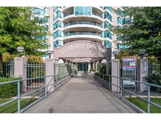 "Photo 3: 1105 33065 MILL LAKE Road in Abbotsford: Central Abbotsford Condo for sale in ""Summit Point"" : MLS®# R2505069"