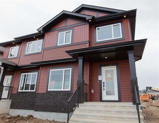 Main Photo: 9809 107 Avenue: Morinville House Half Duplex for sale : MLS®# E4216886