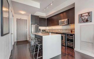 Photo 3: 3407 390 Cherry Street in Toronto: Waterfront Communities C8 Condo for lease (Toronto C08)  : MLS®# C4991702