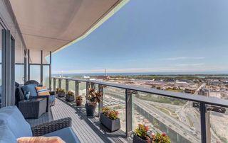 Photo 15: 3407 390 Cherry Street in Toronto: Waterfront Communities C8 Condo for lease (Toronto C08)  : MLS®# C4991702