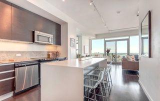 Photo 2: 3407 390 Cherry Street in Toronto: Waterfront Communities C8 Condo for lease (Toronto C08)  : MLS®# C4991702