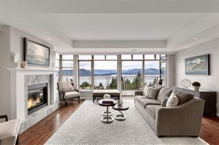 "Photo 2: 8609 SEASCAPE Place in West Vancouver: Howe Sound 1/2 Duplex for sale in ""Seascapes"" : MLS®# R2528203"