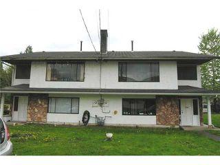 Photo 1: 1514 1516 MANNING Avenue in Port Coquitlam: Glenwood PQ Duplex for sale : MLS®# V892746