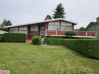 Photo 1: 13841 BLACKBURN Avenue: White Rock House for sale (South Surrey White Rock)  : MLS®# F1116290