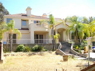 Main Photo: POWAY House for sale : 4 bedrooms : 11175 Beeler Canyon