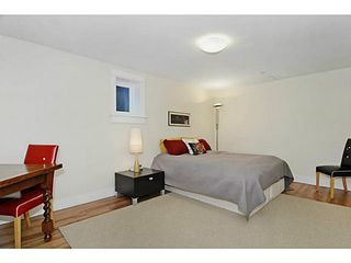 """Photo 16: 3868 HEATHER ST in Vancouver: Cambie House for sale in """"DOUGLAS PARK"""" (Vancouver West)  : MLS®# V1046332"""