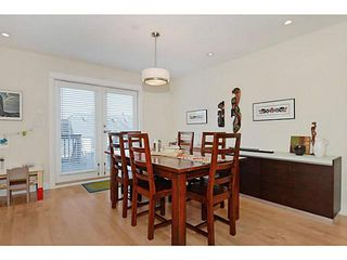 """Photo 4: 3868 HEATHER ST in Vancouver: Cambie House for sale in """"DOUGLAS PARK"""" (Vancouver West)  : MLS®# V1046332"""