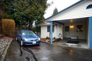 "Main Photo: 5 11464 FISHER Street in Maple Ridge: East Central Townhouse for sale in ""SOUTHWOOD HEIGHTS"""